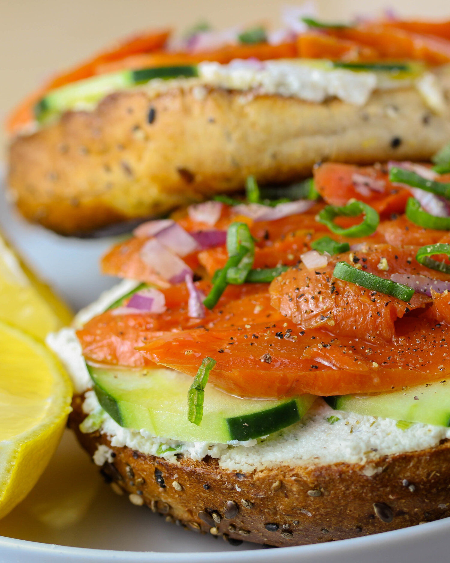 Carrot Lox Sarah S Vegan Kitchen