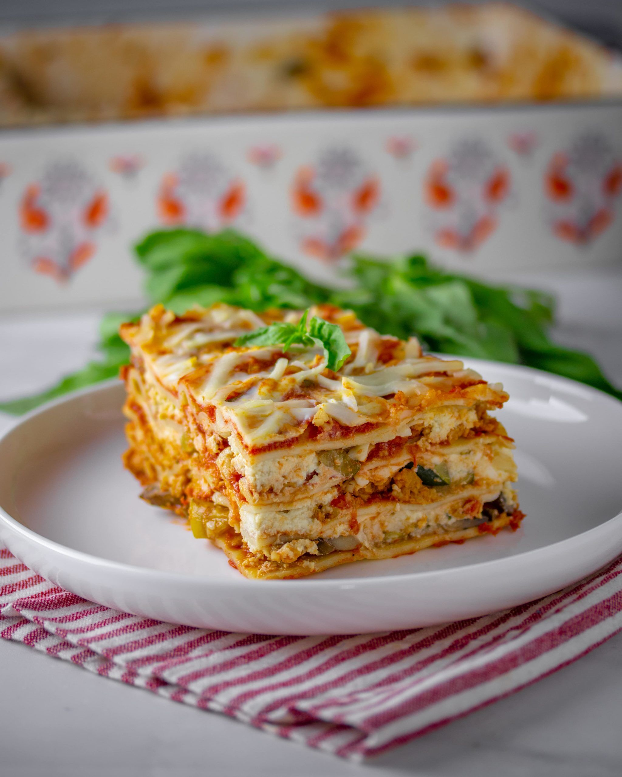The Ultimate Meaty Vegan Lasagna Sarah S Vegan Kitchen