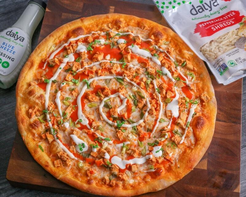 Vegan Pizza Bodybuilding Diet
